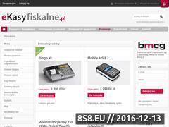 Miniaturka domeny ekasyfiskalne.pl