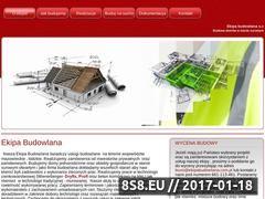 Miniaturka domeny ekipabudowlana.com.pl