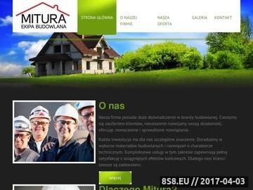 Zrzut strony Firma budowlana Lublin