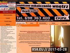 Miniaturka domeny ekipagdansk.w.interia.pl