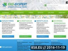 Miniaturka domeny www.eko-ekspert.com.pl