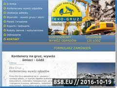 Miniaturka domeny eko-gruz.com.pl