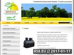 Miniaturka domeny www.eko-intech.pl