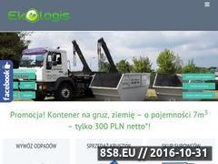 Miniaturka domeny eko-logis.com.pl
