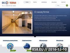 Miniaturka domeny www.eko-term.net