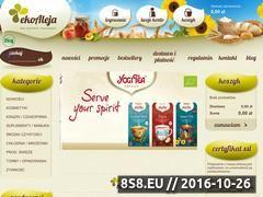 Miniaturka domeny www.ekoaleja.pl