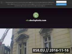 Miniaturka domeny ekodocieplenia.com