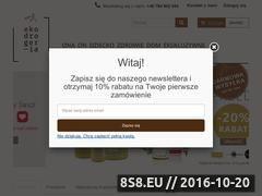 Miniaturka domeny www.ekodrogeria.pl