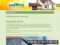 Miniaturka domeny ekoemiter.com.pl