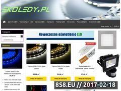 Miniaturka domeny ekoledy.pl
