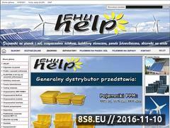 Miniaturka domeny www.ekologia24.biz