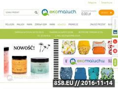 Miniaturka domeny ekomaluch.pl