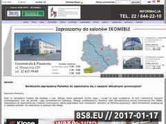 Miniaturka domeny www.ekomeble.eu