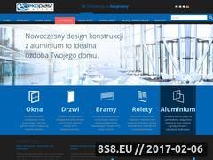Miniaturka domeny www.ekoplast-krakow.pl