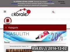 Miniaturka domeny ekorale.pl