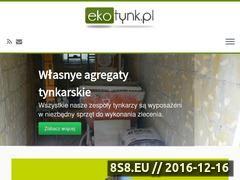 Miniaturka domeny www.ekotynk.pl