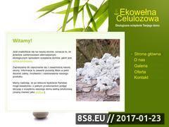 Miniaturka domeny ekowelna.pl