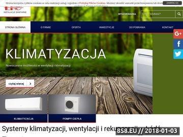 Zrzut strony Klimatyzatory Split Łódź