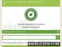 Miniaturka domeny ekozywnosc24.com.pl