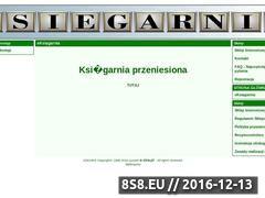 Miniaturka domeny www.eksiegarnia.e-xtra.pl