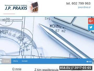 Zrzut strony Opinie budowlane Warszawa