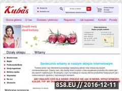 Miniaturka domeny www.ekubas.pl