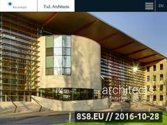 Miniaturka domeny www.el-architects.pl