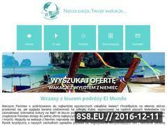 Miniaturka domeny www.el-mundo.pl