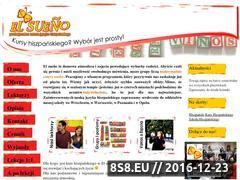 Miniaturka domeny www.el-sueno.pl