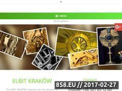 Miniaturka domeny elbit.krakow.pl