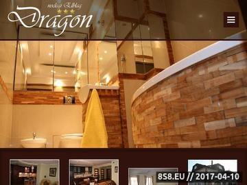 Zrzut strony Noclegi Elbląg - apartamenty i pensjonat Dragon