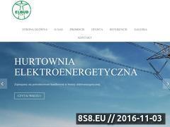 Miniaturka domeny www.elbudhurt.pl