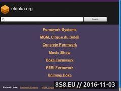 Miniaturka domeny eldoka.org