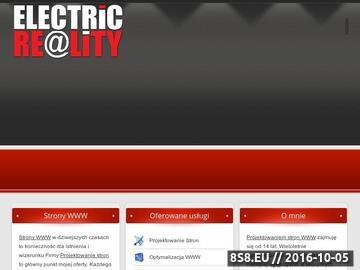 Zrzut strony Tworzenie, projektowanie i aktualizacja stron Mława, Ciechanów