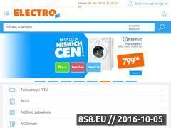 Miniaturka domeny www.electro.pl