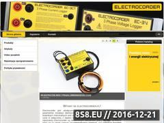 Miniaturka domeny electrocorder.pl