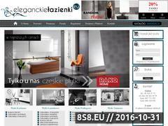 Miniaturka domeny www.eleganckielazienki.eu