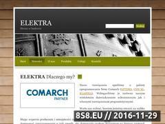 Miniaturka domeny elektra.torun.pl