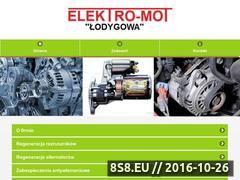 Miniaturka domeny elektromot.pl