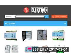 Miniaturka domeny elektron.zgora.com.pl