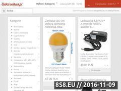Miniaturka domeny elektronikus.pl