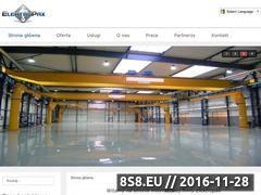 Miniaturka domeny www.elektropax.pl