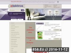 Miniaturka domeny www.elektros.bydgoszcz.pl