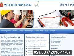 Miniaturka domeny elektrycy.warszawa.pl