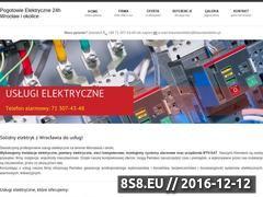 Miniaturka domeny elektryka.wroclaw.pl