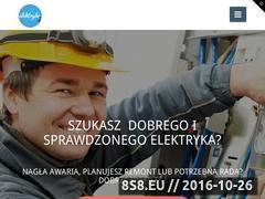 Miniaturka domeny www.elektryko.pl