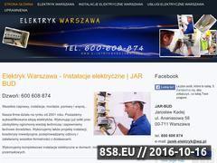 Miniaturka domeny elektrykwarszawa.info