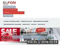 Miniaturka domeny elfon.com.pl