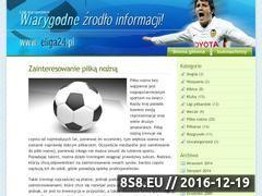 Miniaturka domeny www.eliga24.pl