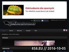 Miniaturka domeny elitewizard.cba.pl
